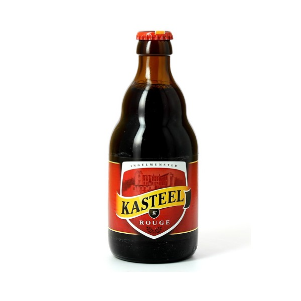 Kasteelbier Rouge